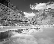Little Colorado River, Colorado River mile 61.5, Grand Canyon National Park, Arizona, USA; 5 May 2008; Pentax 67II, 45mm lens, polarizer, Velvia 100, low angle view