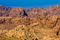 Wadi Musa (Petra), Jordan.