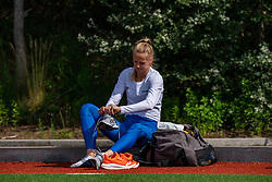 Anouk Vetter during the Press presentation of the olympic team Athletics on July 8, 2021 in Papendal Arnhem