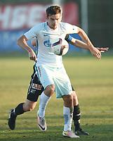 Fotball , 1. februar 2017 , Privatkamp<br /> Odd - Zenit 1-1<br /> Artur Yusupov , Zenit