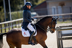 Hughes Gareth, GBR, Sintano van Hof Olympia<br /> CDI3* Opglabbeek<br /> © Hippo Foto - Sharon Vandeput<br /> 23/04/21