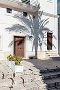 Puglia, Carovigno, Barber shop