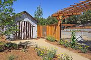 Aliso Viejo Ranch Garden Entrance