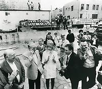 1983 Demolition of Schwab's Drugstore