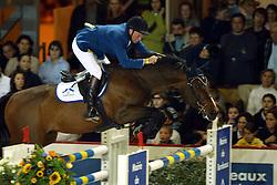 Lansink Jos, (BEL), AK Zandor Z<br /> CSI-W Bordeaux 2002 <br /> Photo © Dirik Caremans