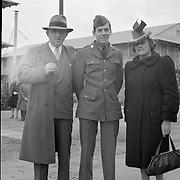 ???, Al Mozell, ???, camp upton, 1941