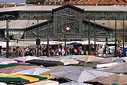 Torino il mercato di Porta Palazzo