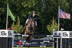 Philippaerts Anthony, BEL, Orchidee Van Dorperheide<br /> Belgisch Kampioenschap 7 jarige springpaarden - Oudsbergen 2021<br /> © Hippo Foto - Dirk Caremans<br /> 15/08/2021