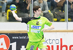 03.02.2017, BSFZ Suedstadt, Maria Enzersdorf, AUT, HLA, SG INSIGNIS Handball WESTWIEN vs HC FIVERS WAT Margareten, HLA Oberes Playoff, 1. Runde, im Bild Philipp Seitz (SG INSIGNIS Handball WESTWIEN) // during Handball League Austria, upper play off, 1 st round match between SG INSIGNIS Handball WESTWIEN and HC FIVERS WAT Margareten at the BSFZ Suedstadt, Maria Enzersdorf, Austria on 2017/02/03, EXPA Pictures © 2017, PhotoCredit: EXPA/ Sebastian Pucher