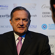 Gary Mabbutt Arrives at London Football Awards 2018 at Battersea Evolution on 1st March 2018,  London, UK.