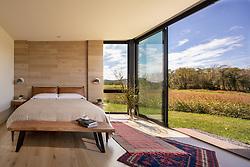 98 Lyle Modern Home master bedroom VA 2-174-303