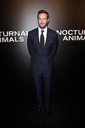 Armie Hammer bei der Nocturnal Animals Los Angeles Premiere / 111116<br /> <br /> ***Nocturnal Animals Los Angeles Premiere in november 11, 2016***