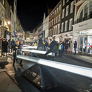 Lumiere London: il festival delle intallazioni luminose edizione 2018<br /> <br /> Lumiere London: the festival of the artwork light 2018 edition.<br /> <br /> Impulse by Lateral Office and CS Design in Mayfair