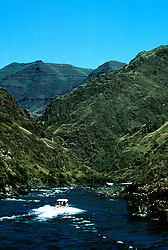 ID: Idaho Hell's Canyon, Snake River, scenic and jet boat    .Photo: idhell102.Photo copyright: Lee Foster, www.fostertravel.com, 510-549-2202, lee@fostertravel.com