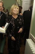 Cynthia Lennon, Launch of 'John' by Cynthia Lennon at Six, Fitzroy Sq. London. 27 September 2005. ONE TIME USE ONLY - DO NOT ARCHIVE © Copyright Photograph by Dafydd Jones 66 Stockwell Park Rd. London SW9 0DA Tel 020 7733 0108 www.dafjones.com
