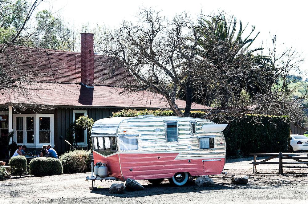 California Central Coast Camper