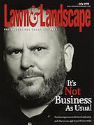 Denison Cover Shot for Lawn & Landscape Magazine