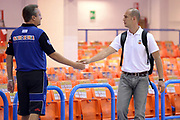 DESCRIZIONE : Brindisi Memorial Pentassuglia Lega A 2014-15 Pasta Reggia Caserta Banco di Sardegna Sassari<br /> GIOCATORE : Federico Pasquini<br /> CATEGORIA : Pregame<br /> SQUADRA : Banco di Sardegna Sassari Pasta Reggia Caserta<br /> EVENTO : Memorial Pentassuglia<br /> GARA : Pasta Reggia Caserta Banco di Sardegna Sassari<br /> DATA : 19/09/2014<br /> SPORT : Pallacanestro<br /> AUTORE : Agenzia Ciamillo-Castoria/Max.Ceretti<br /> Galleria : Lega Basket A 2014-2015<br /> Fotonotizia : Brindisi Memorial Pentassuglia Lega A 2013-14 Pasta Reggia Caserta Banco di Sardegna Sassari<br /> Predefinita :