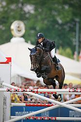 Anciaume Timothee (FRA) - Lamm de Fetan<br /> CHIO Aachen 2009<br /> Photo © Hippo Foto
