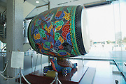 Japan, Honshu, Hiroshima, Peace Museum for atomic bomb of 6 august 1945