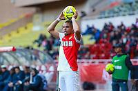 KURZAWA LAYVIN  - 07.04.2015 -  Monaco  / Montpellier  - Match en retard de la 25eme journee de Ligue 1<br />Photo : Serge Haouzi / Icon Sport