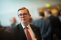 DEU, Deutschland, Germany, Berlin, 25.09.2018: Philipp Amthor (MdB, CDU) bei der Fraktionssitzung der CDU/CSU.
