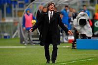 Fotball<br /> Italia<br /> Foto: Inside/Digitalsport<br /> NORWAY ONLY<br /> <br /> Milan Coach LEONARDO<br /> <br /> 08.11.2009<br /> Lazio v Milan 1-2