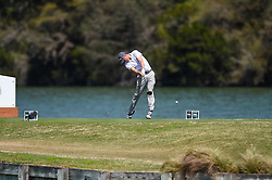 March 21, 2018 - Austin, TX, U.S. - AUSTIN, TX - MARCH 21: Justin Thomas hits a drive during the First Round of the WGC-Dell Technologies Match Play on March 21, 2018 at Austin Country Club in Austin, TX. (Photo by Daniel Dunn/Icon Sportswire) (Credit Image: © Daniel Dunn/Icon SMI via ZUMA Press)