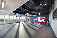 Architectural interior of Aircraft Owners & Pilots Assosiation in Frederick Maryland by Jeffrey Sauers of Commercial Photographics, Architectural Photo Artistry in Washington DC, Virginia to Florida and PA to New England