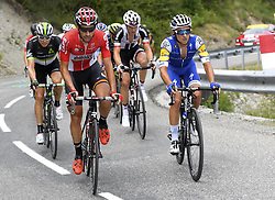 July 21, 2017 - Embrun / Salon-De-Provence, France - SALON-DE-PROVENCE, FRANCE - JULY 21 : DE GENDT Thomas of Lotto Soudal during stage 19 of the 104th edition of the 2017 Tour de France cycling race, a stage of 222.5 kms between Embrun and Salon-De-Provence on July 21, 2017 in Salon-De-Provence, France, 21/07/17 (Credit Image: © Panoramic via ZUMA Press)