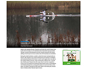 The Leap Year featured as a Guardian picture essay with The Guardian Sport online, August, 2021.