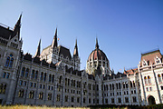 Eastern Europe, Hungary, Budapest, Hungarian Parliament Building