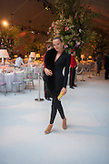 MASHA MARKOVA, CARTIER CHELSEA FLOWER SHOW DINNER Dinner hosted by Cartier in celebration of the Chelsea Flower Show was held at Battersea Power Station. 22 May 2012