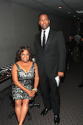 November 3, 2012- New York, NY: (L-R) On-Air Personality Sherri Sheperd and On-Air Personality AJ Calloway at the EBONY Power 100 Gala Presented by Nationwide held at Jazz at Lincoln Center on November 3, 2012 in New York City. The EBONY Power 100 Gala Presented by Nationwide salutes the country's most influential African Americans.(Terrence Jennings) .