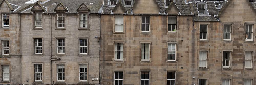 windows across street