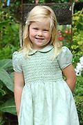 Photocall of the dutch Royal Family.<br /> <br /> On the photo: princess Catharina-Amalia<br /> <br /> Fotosessie op Landgoed de Horsten in Wassenaar <br /> Op de foto:<br /> Prinses Catharina - Amalia