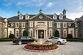 The Stone Mansion: Alpine, NJ