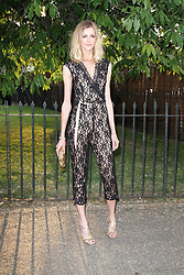 © London News Pictures. 26/06/2013. London, UK. Jacquetta Wheeler at  The Serpentine Gallery summer party, Kensington Gardens London UK, 26 June 2013, Photo credit: Richard Goldschmidt/LNP