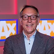NLD/Hilversum/20130826 - najaarspresentatie 2013 omroep Max, Henk Mouwe