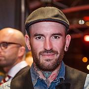 NLD/Amsterdam/20131017 - Premiere I Am Hardwell, Ben Saunders