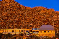 Sandia Peak Aerial Tramway, Albuquerque, New Mexico USA