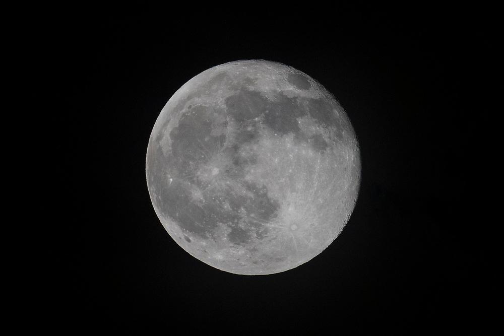 July 9, 2017; Full Moon rise at Fort Lauderdale Beach. (www.douglasjonesphotography.com)