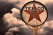 Texaco Sign Vintage Kentucky