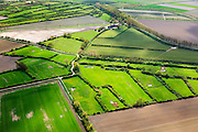Nederland, Zeeland, Zuid-Beveland, 09-05-2013; heggen en Oudland ten westen van Nisse.<br /> Oude polders in de Zak van Zuid-Beveland.<br /> Old Polders in Zealand (Soutthwest Holland).<br /> luchtfoto (toeslag op standard tarieven);<br /> aerial photo (additional fee required);<br /> copyright foto/photo Siebe Swart.