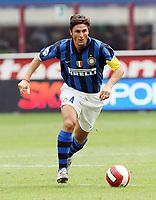 "Javier Zanetti (Inter)<br /> Italian ""Serie A"" 2007-08<br /> 26 Aug 2007 (Match Day 1)<br /> Inter-Udinese (1-1)<br /> ""Giuseppe Meazza""-Stadium-Milano-Italy<br /> Photo Luca Pagliaricci INSIDE"
