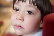 Portret.<br /> <br /> Portrait.