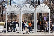 Liz Glynn Open House Opening | Public Art Fund - Central Park