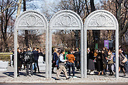Liz Glynn Open House Opening | Central Park