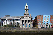 St. Pauls of Smithfield Catholic Church sited on Arran Quay on 07th April 2017 in Dublin, Republic of Ireland. Dublin is the largest city and capital of the Republic of Ireland.