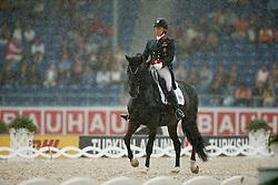 Bigwood Fiona, (GBR), Atterupgaards Orthilia<br /> Grand Prix Special<br /> European Championships - Aachen 2015<br /> © Hippo Foto - Dirk Caremans<br /> 15/08/15